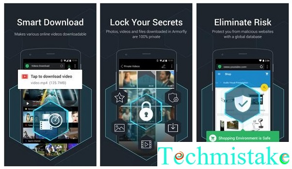 best private browser and downloader for android