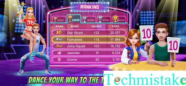 Top 20 Free Dancing Apps For Android And iOS