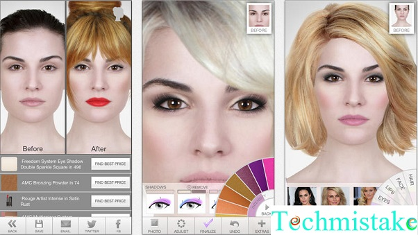 Top 22 Best Hairstyle Apps For Android And iOS