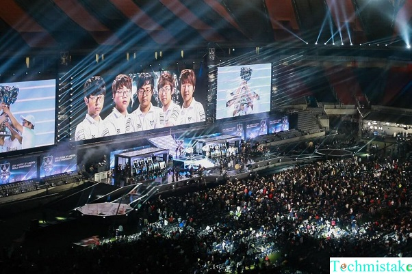 biggest esports games by viewership